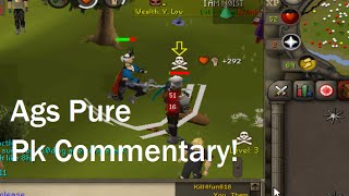 Ags Pure Pk Commentary ~ Lil Skitterz
