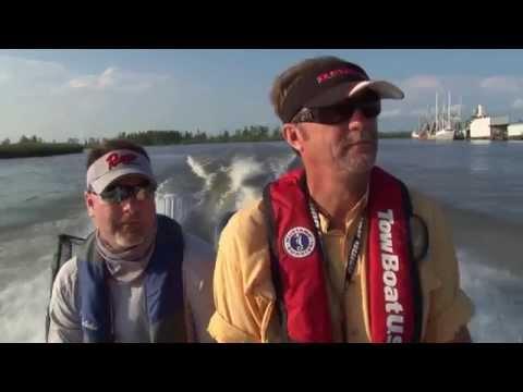 Red Fishing In Venice, Louisiana