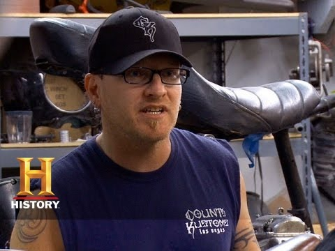 Counting Cars: Roli's Burn-Out Lesson