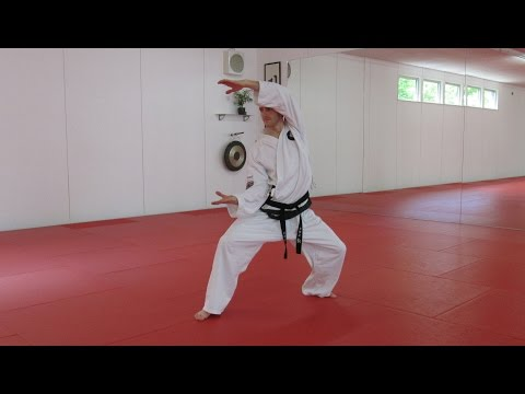 6.-hyong---jung-gun---taekwondo-form