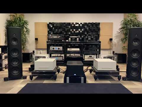 MSB S500 Amp + VAC Master Preamp + MSB Premier DAC