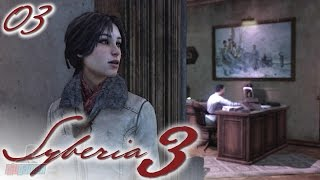 Syberia 3 Part 3 | PC Gameplay Walkthrough | Adventure Game Let