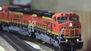 BNSF Birdwood Sub HO Scale Layout construction. Part 17 B