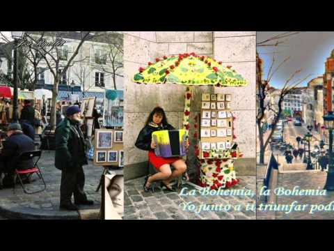 - Charles Aznavour - La Bohemia [HD 720 / 1080p.]