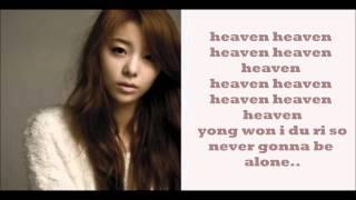 [Simple Lyrics] Ailee - Heaven