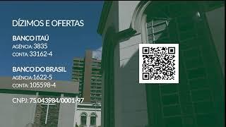 20/06/2021 - Culto 11h - Rev. Juarez Marcondes Filho  #LIVE