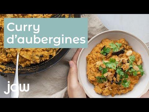 recette-au-curry-d'aubergines