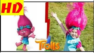 Trolls Characters In Real Life | All Characters | Cartoon 2018