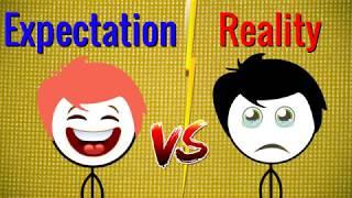 Gamers Expectation VS Reality | Azzloo