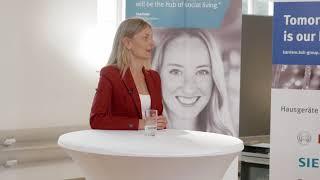 BSH Hausgeräte GmbH im #InnovateTheAlps Interview by Alpioneers