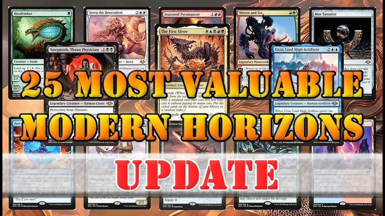 Set Crashes   Modern Horizons Price Guide