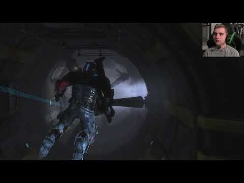DEAD SPACE 3 IN SPACE WITH VG KAIROS !!! (PART 3)