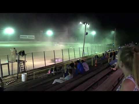 Jackson Motor Speedway 5/12/18 NESMITH Street Stock Feature