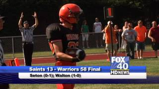 Section IV Football Saturday: Week One