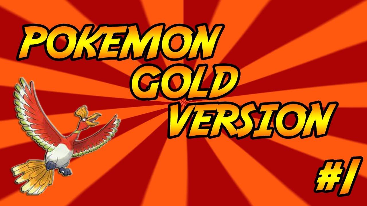 let 39 s play pokemon gold version episode 1 mr pokemon youtube. Black Bedroom Furniture Sets. Home Design Ideas