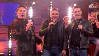 De Toppers - John Denver Medley - RTL LATE NIGHT