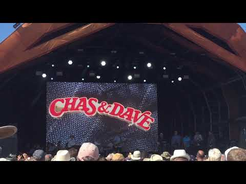 Chas & Dave - Gertcha @ Hyde Park 08.07.18