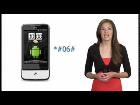 How to Unlock HTC Legend with Unlock Code / Tutorial, FAQ