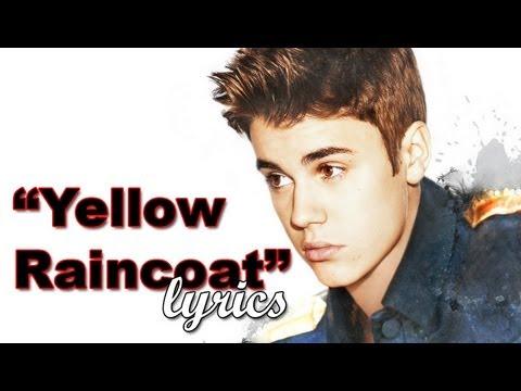 "Justin Bieber ""Yellow Raincoat"" Acoustic Lyric Break-Down"