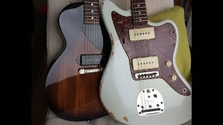Pickup Comparison: Fender Jazzmaster vs Gibson P90