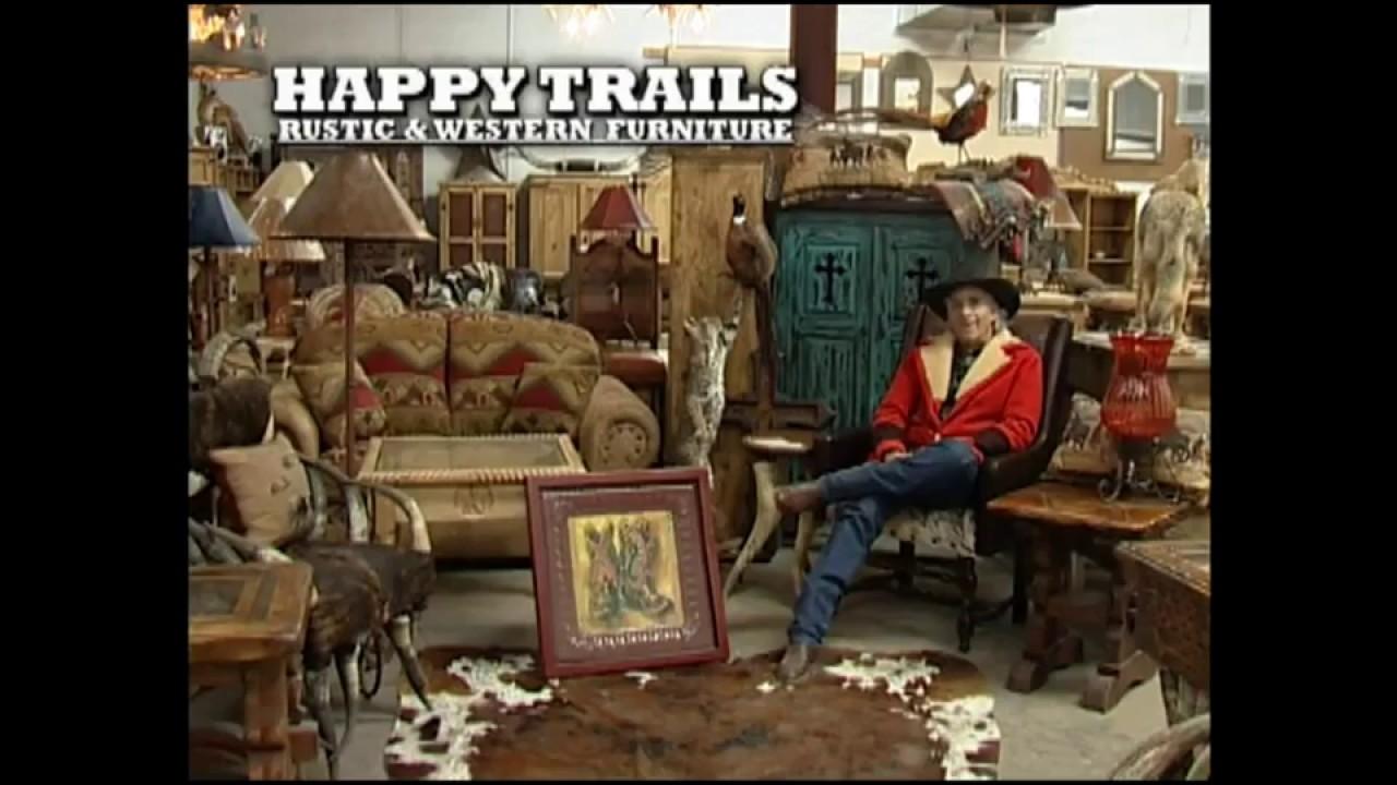 Furniture Store North Texas | Happy Trails Rustic Furniture | 325 893 3739