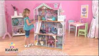 Kidkraft Annabelle Dollhouse 65079 - Victorian Wooden Playhouse