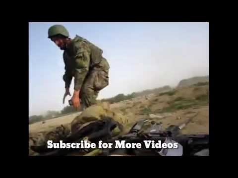 Exclusive Afghan National Army Fighting with Taliban