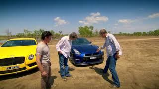 Топ Гир (Top Gear) - Путешествие по Австралии (часть 2)
