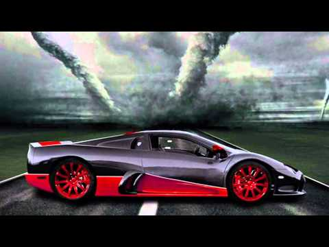 2013 SSC Ultimate Aero XT RWD 6.9 V8 Twin Turbo 1318 cv 439 kmh 0-100 kmh 2,65 s 1270 kg