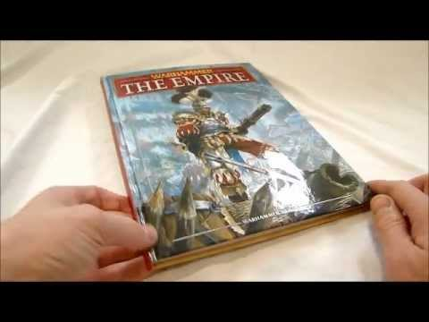 Warhammer Empire Army Book 8th Edition