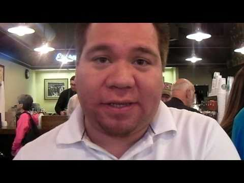 Abraham Perez Vs 1st Starbucks del Mundo