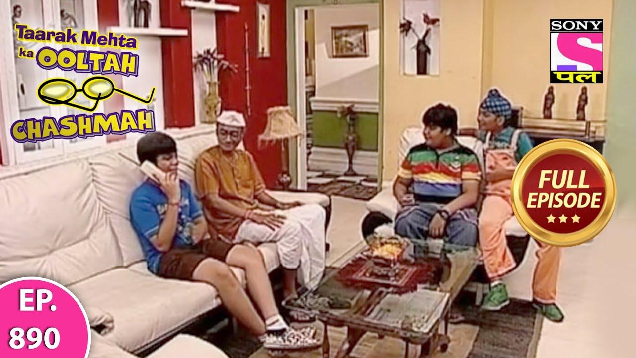 Taarak Mehta Ka Ooltah Chashmah | तारक मेहता का उल्टा चश्मा | Episode 890 | 9th April, 2021