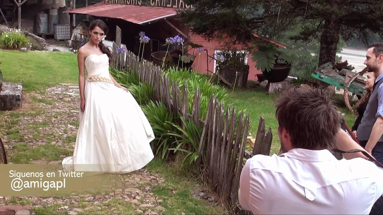 Vestidos para bodas al estilo campestre