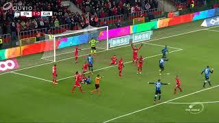 Standard-FC Bruges : Le résumé