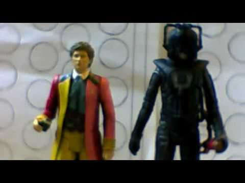 review: attack of the cybermen collector set