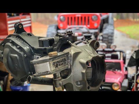 Dana 60 High Steer Arms Install - JK 1 Ton Swap Video Series