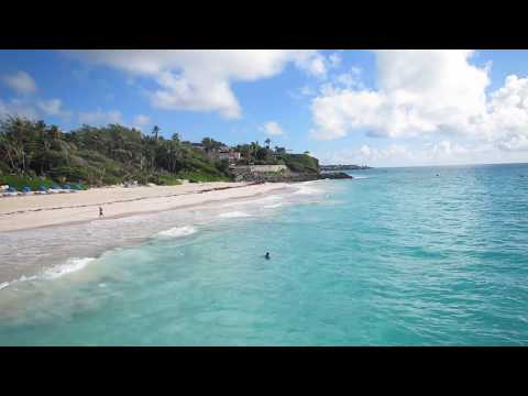 Quick peek at Crane Beach, Barbados