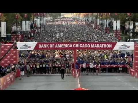 Race Highlights Bank of America Chicago Marathon