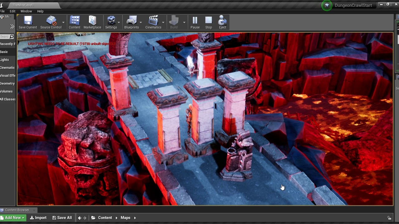 Dungeon crawler level design with blueprint unreal engine forums advanced environment design and research trap and puzzle youtube malvernweather Image collections