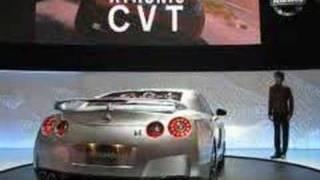 Nissan GTR at the Tokyo Motorshow 2007