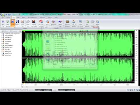 Los mejores editores de audio GRATIS #1 | Free Audio Editor