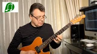 Игорь Бойко - Арпеджио в импровизации (Часть 1)(Igor Boiko - Improvising with Arpeggios (Part 1) Учебное видео
