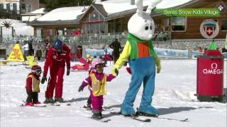 Video Swiss Ski School - Swiss Snow League - SKI -  Swiss Snow Kids Village download MP3, 3GP, MP4, WEBM, AVI, FLV Juni 2017