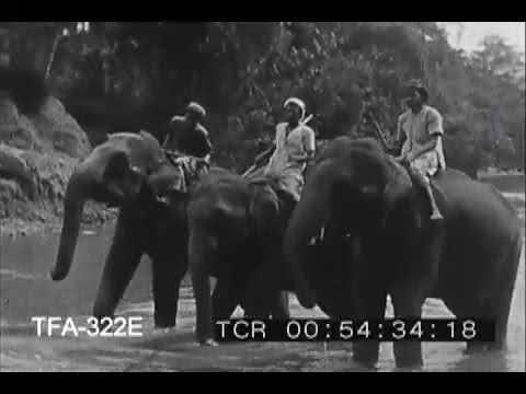 Kandy, Ceylon, ca 1930