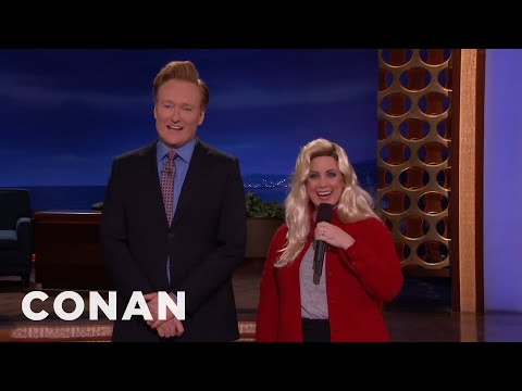 Kayla Moore Gets A DoOver On CONAN   CONAN on TBS