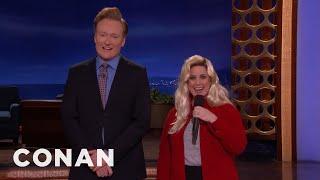 Kayla Moore Gets A Do-Over On CONAN  - CONAN on TBS