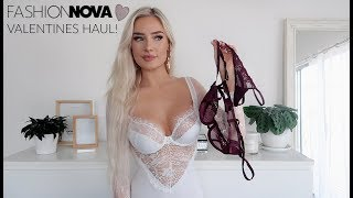 One of Alex Prout's most viewed videos: VALENTINE'S DAY INSPIRED TRY-ON HAUL / LINGERIE & OUTFITS FT. FASHION NOVA!