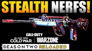 Huge Stealth Changes/Fixes to Attachments in Warzone & Nerf to FFAR | Best Class Setups/Loadouts