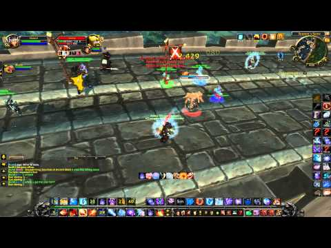 Hansol vs Swifty (Fire Mage vs Arms Warrior) 5.0.5