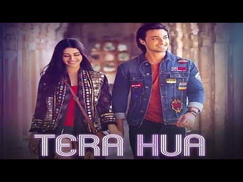 Tera Hua Video Song | Atif Aslam | Loveyatri | Aayush Sharma | Warina Hussain | Whatsapp Status